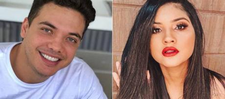 Wesley Safadão e Mileide Mihaile (Foto - Reprodução)