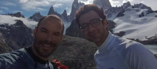 Alpinistas tinham mais de 20 anos de experiência (Arquivo Pessoal/Fabrício Amaral)