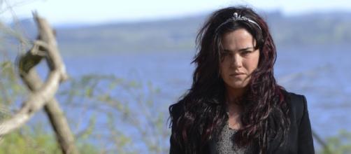 Ana Paula Arosio desistiu da carreira de atriz. Imagem: Divulgação Rede Globo