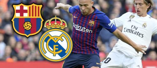 Barcellona-Real Madrid, la semifinale di andata della Coppa del Re in diretta su DAZN.
