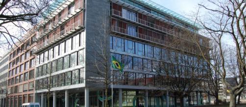 Grupo de extrema esquerda assume ataque à embaixada brasileira em Berlim - (Foto/Wikipedia)