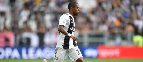 Juventus, Douglas Costa al party di Neymar