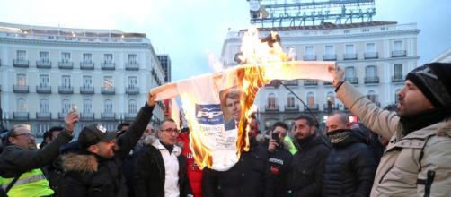 Los taxistas no llegan a un acuerdo con la Comunidad de Madrid