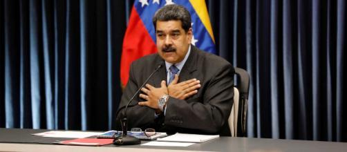 Maduro compara su caso con el de los independentistas catalanes