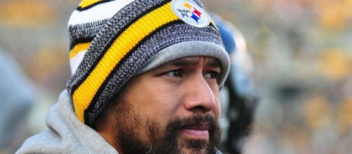 Most seem to believe Troy Polamalu will be named a Hall of Famer in his first year of eligibility. [Image Source: Flickr | Brook Ward]