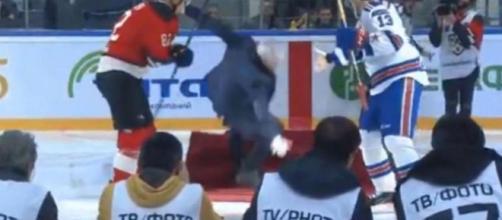 Mourinho cade rovinosamente sul ghiaccio