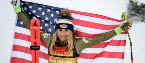Ski : les 5 médailles de Mikaela Shiffrin aux Mondiaux