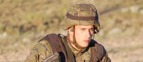 Soldado español en operaciones, hace 30 años se iniciaron las misiones internacionales que han evolucionado las FAS
