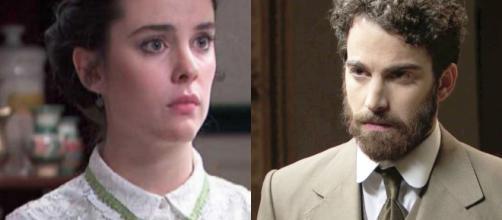 Trame Una Vita: Diego rinuncia a partire, Maria Luisa scopre che Simon è lo zio di Victor