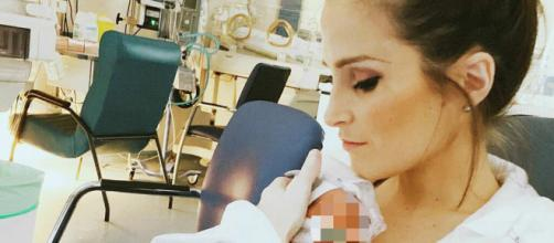 Última hora sobre el estado de salud de la hija prematura de Verdeliss - elespanol.com