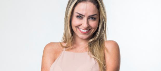 Declaração de Paula pode ter eliminado Hariany da competição (Divulgação/Rede Globo)