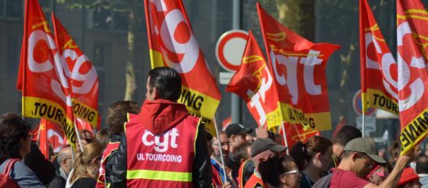 La CGT a appelé à la grève générale ce mardi 5 février.