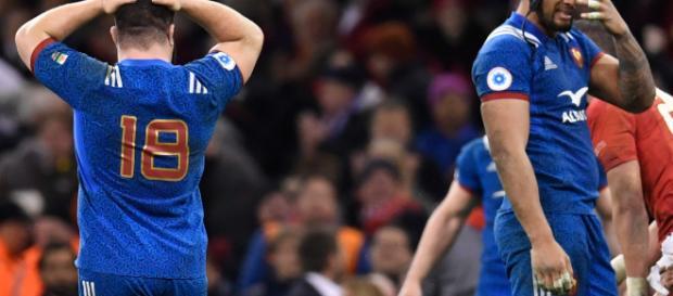 Que de regrets (et de déchets) pour le XV de France battu à ... - lefigaro.fr