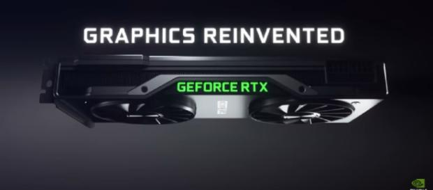 The graphic card will be unveiled soon. [Image credit: NVIDIA GeForce/YouTube]