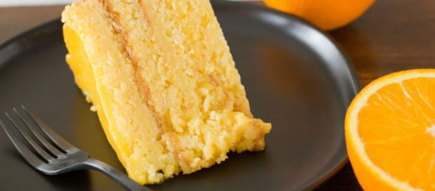 Torta de naranja para disfrutar de las ventajas de esta fruta deliciosa