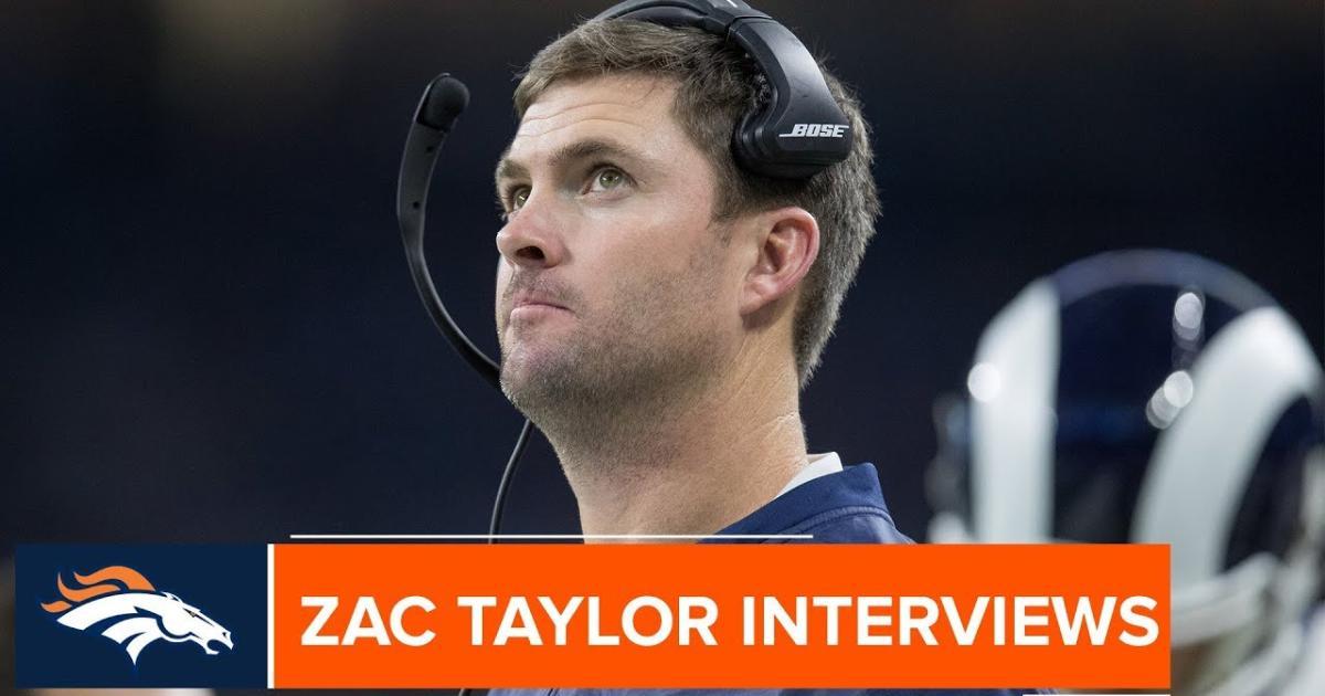 d1227e6942fc1 Bengals hire Zac Taylor as new head coach
