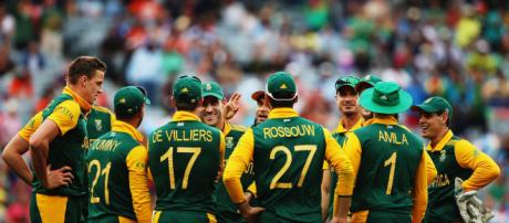 South Africa look for a complete whitewash against Pakistan (Image via TheReal{CB/Twitter)