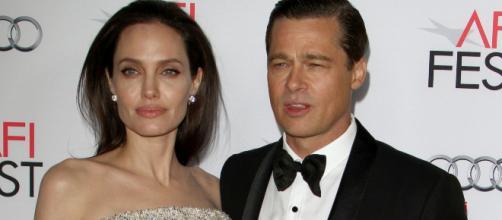 Angelina Jolie y Brad Pitt, se dejan ver otra vez juntos