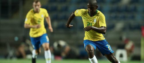 Brasil enfrenta o Uruguai na terceira rodada do Hexagonal Final do Sul-Americano (Reprodução/Twitter/@CBF_Futebol)