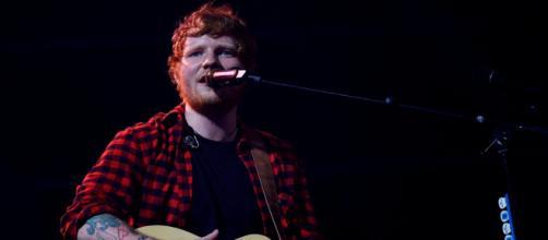 Cantor Ed Sheeran (Foto: Divulgação)