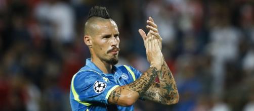 Niente Cina, Marek Hamsik rimane al Napoli