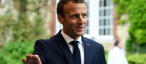 La cote de popularité d'Emmanuel Macron en hausse malgré l'affaire ... - rtl.fr