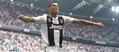 La Juventus e CR7 al lavoro verso gara col Sassuolo