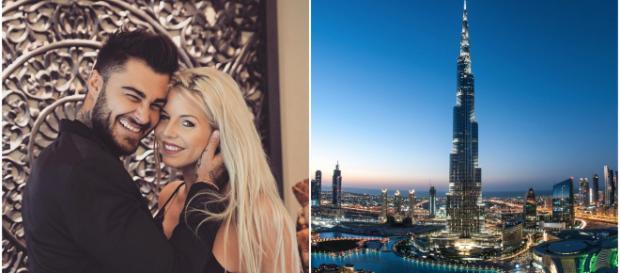 Jessica et Thibault (LMA) fêtent leur an d'amour dans un endroit ... - star24.tv