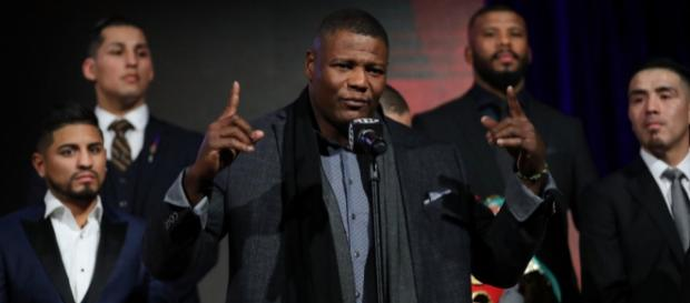 Luis Ortiz sfida Anthony Joshua: 'Se vuoi combattere, io sono pronto'
