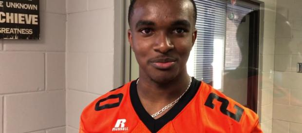 Thomas Grayson was once a Nebraska football commit [Image via The Oklahoman/YouTube]