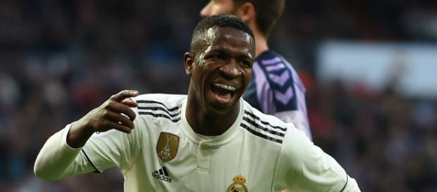 Vinicius Junior, Real Madrid's NxGn superstar with the world at ... - goal.com