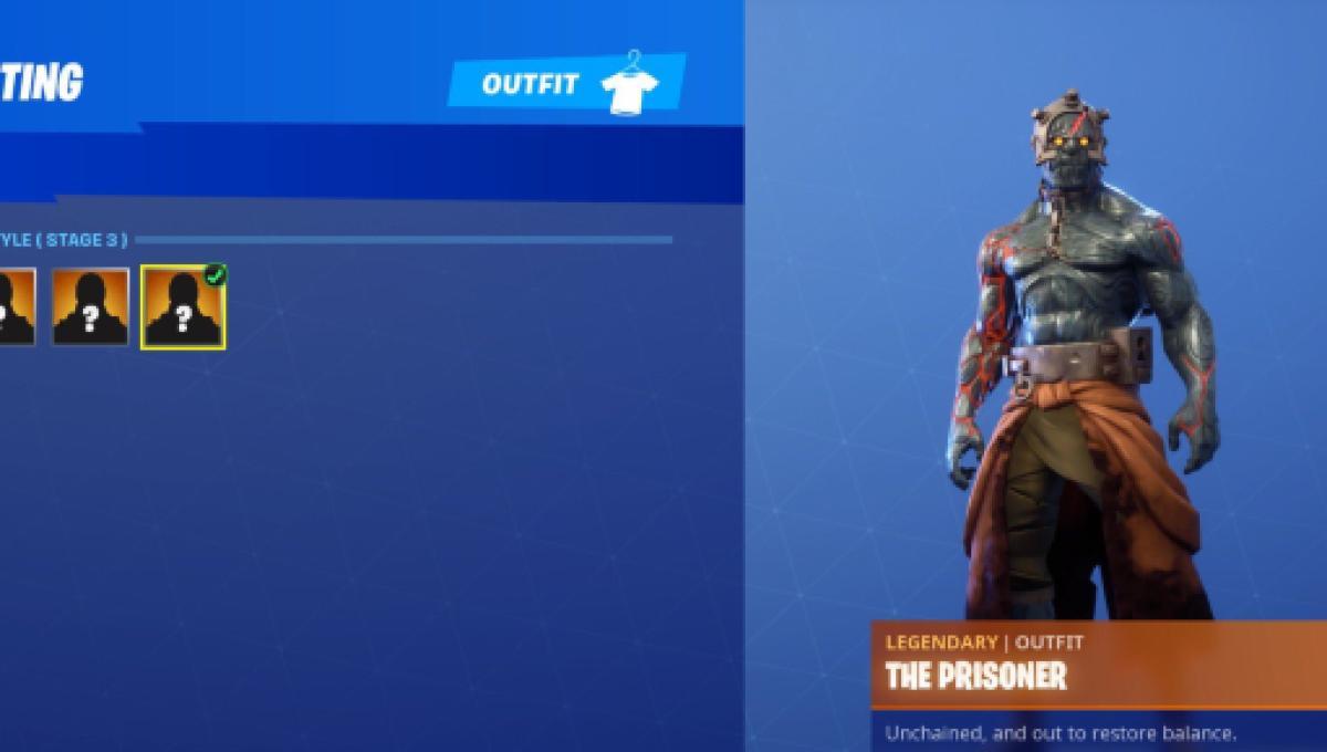 fortnite how to edit the prisoner skin