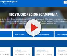Borse di studio per studenti, il bando della Regione Campania