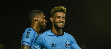 Feliz com fase como goleador, Juninho Capixaba deve ser comprado pelo Grêmio nos próximos dias (Arquivo Blasting News)