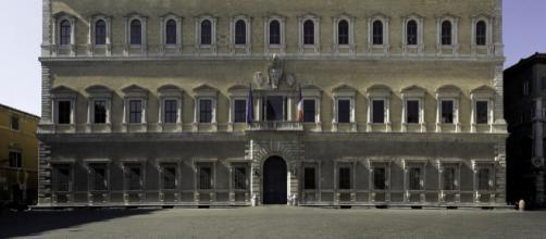 L'ambassade de France en Italie