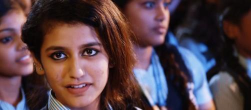 Priya Prakash Varrier Oru Adaar Love releasing on Feb 14- Photo-Image credit-screenshot( Hadd BC/ youtube.com)