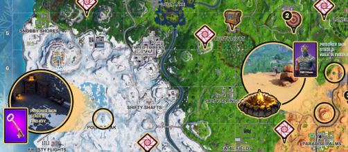 Epic Games has released week 10 challenges for season 7. [Image source: SquatingDog / Twitter]