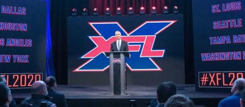 The XFL has their first big announcement for 2019 scheduled to arrive on Thursday (Feb. 7). - [XFL / YouTube screencap]