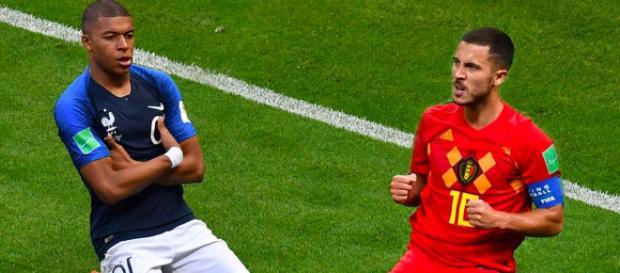 Classement FIFA : la France derrière la Belgique