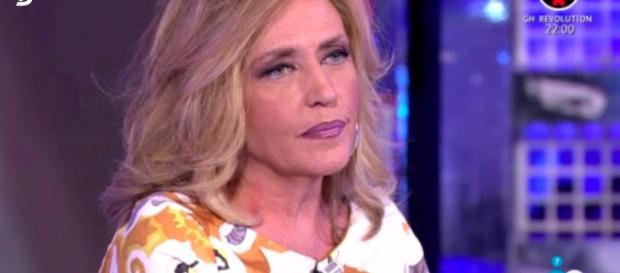 Lydia Lozano muy preocupada por la salud de su marido