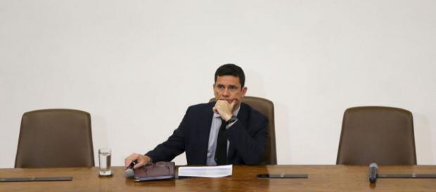 Moro altera pontos do pacote anticrime pata atender solicitação de parlamentares - (Foto: Marcelo Camargo/Agência Brasil)