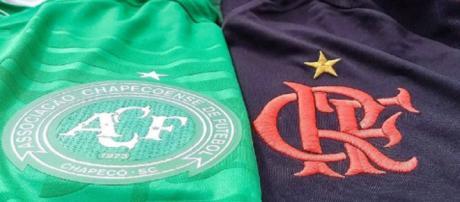 Chapecoense foi um dos times a prestar solidariedade (Crédito: Divulgação Chapecoense).