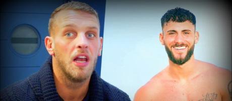 Jordan traite Illan d'hypocrite dans une interview, son rival s'agace et le tacle fort avec son acolyte Sébastien Dubois.