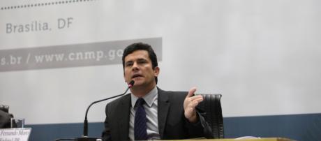 Moro se reuniu com advogados do Iasp - (Divulgação/CNJ)