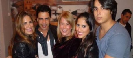 Zezé di Camargo e Família (Reprodução Instagram)
