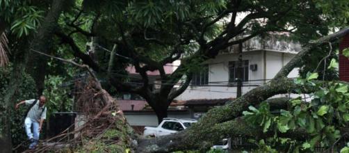 Al menos seis muertos por un temporal en Río de Janeiro. - com.ar