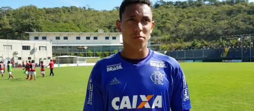 Christian Esmério é uma das vítimas do incêndio no CT do Flamengo (Foto: Divulgação Flamengo)