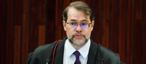 Dias Toffoli pede que sejam analisadas investigações que envolvem Mendes e sua esposa pela Receita Federal - (Foto: José Cruz/ Agência Brasil)