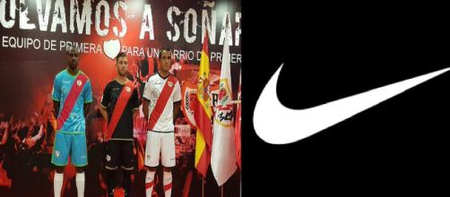 Nike podría vestir al Rayo Vallecano la temporada que viene.