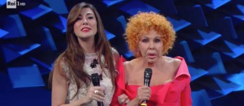 Sanremo 2019: Ornella Vanoni e Virginia Raffaele fanno impazzire i social.